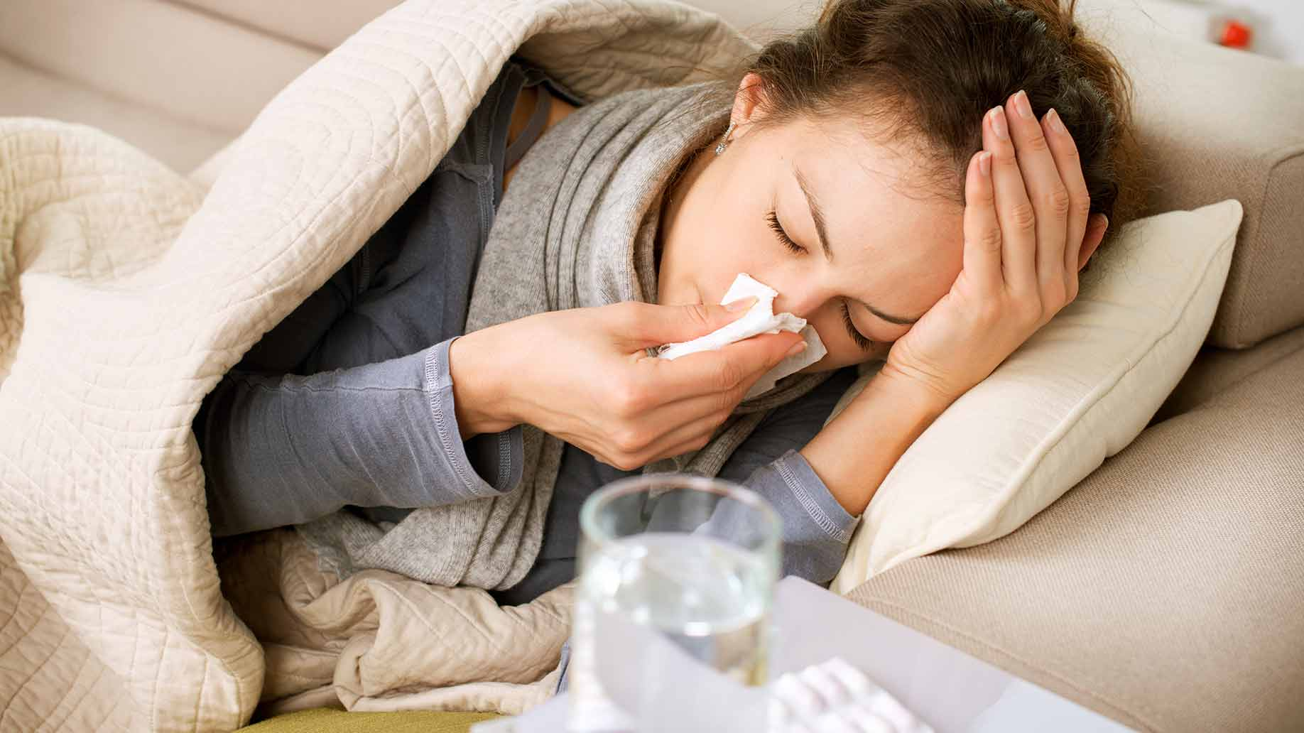معجزه سرماخوردگی را در 24 ساعت درمان کنید