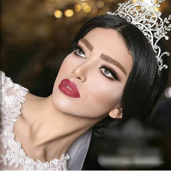 مدل میکاپ عروس جدید میکاپ عروس ایرانی 2019 | میکاپ عروس 2019 | میکاپ عروس اینستاگرام 2019