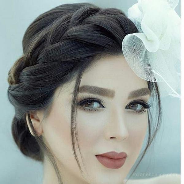 مدل آرایش عروس اروپایی آرایش عروس ایرانی 2019 | آرایش عروس 2019