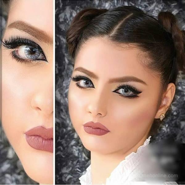 مدل میکاپ عروس جدید میکاپ عروس 2019 | میکاپ عروس ایرانی 2019