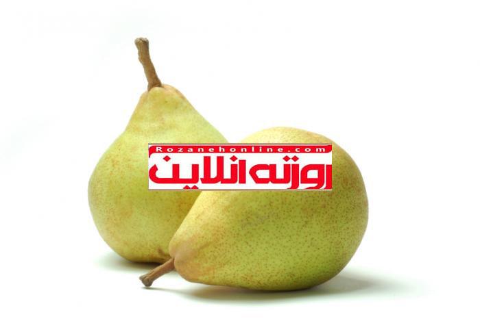 بفرمایید گلابی : با شاه میوه آشنا شوید