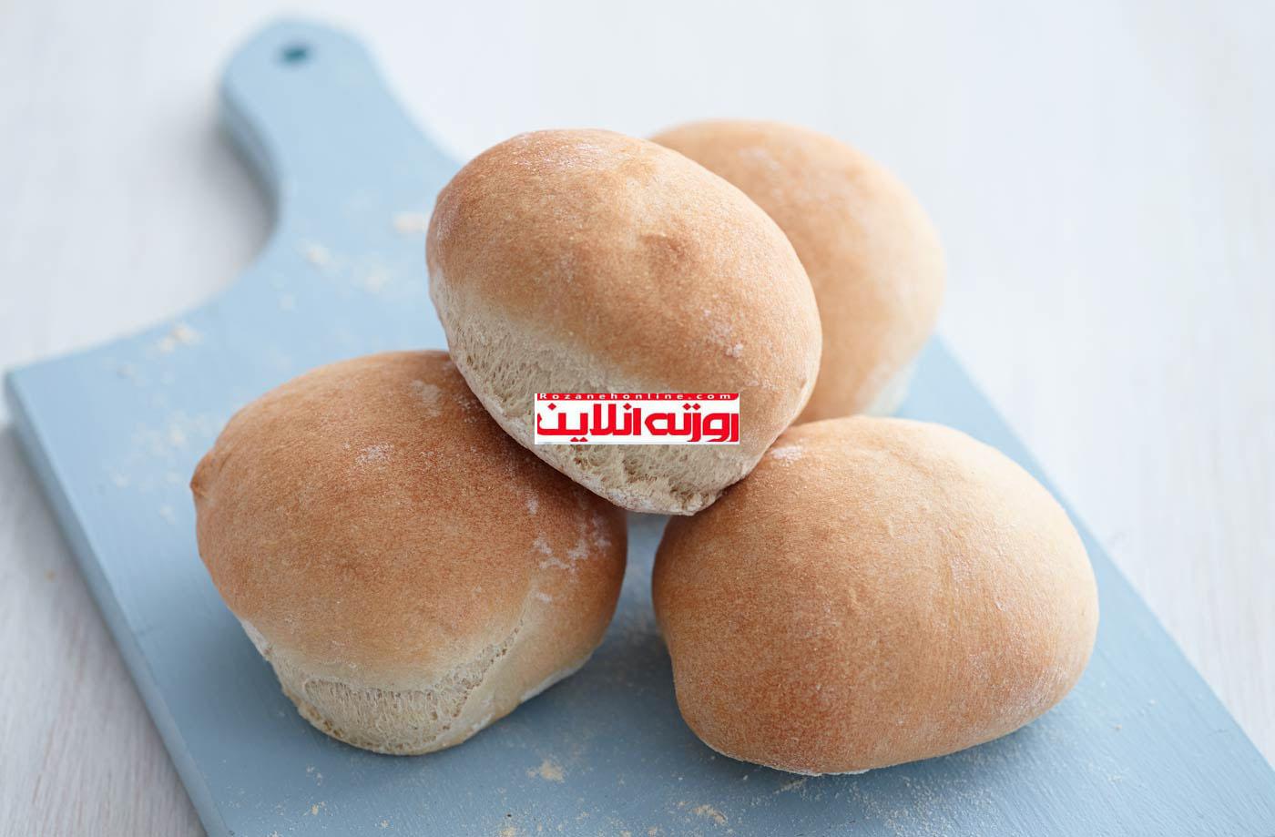 نانوایی در خانه : نان صبحانه آلمانی