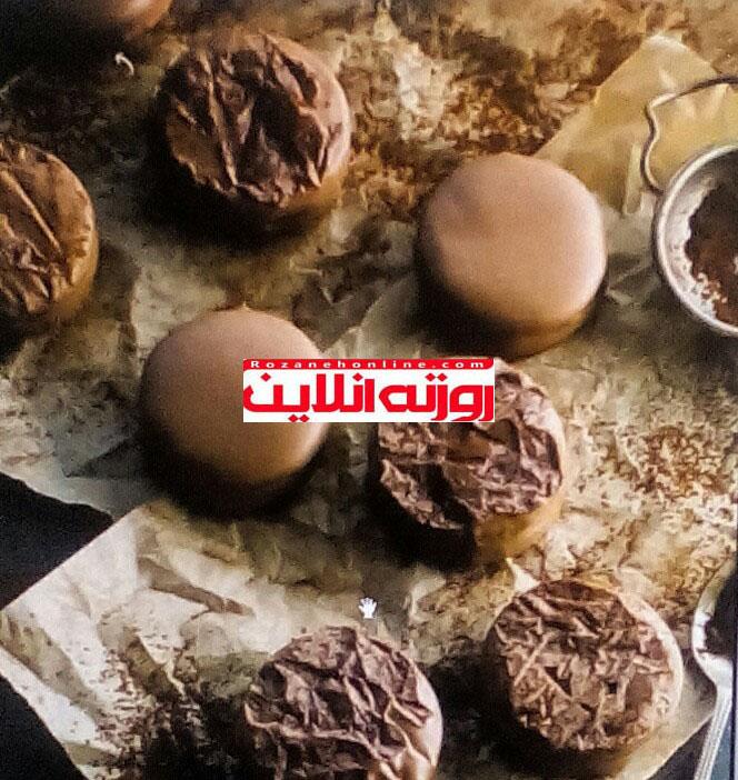 طریقه حرفه ای و استادانه فاج شکلاتی
