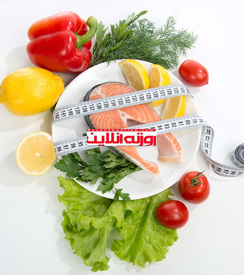 کاهش وزن تنها با کم خوردن بدست نمی آید