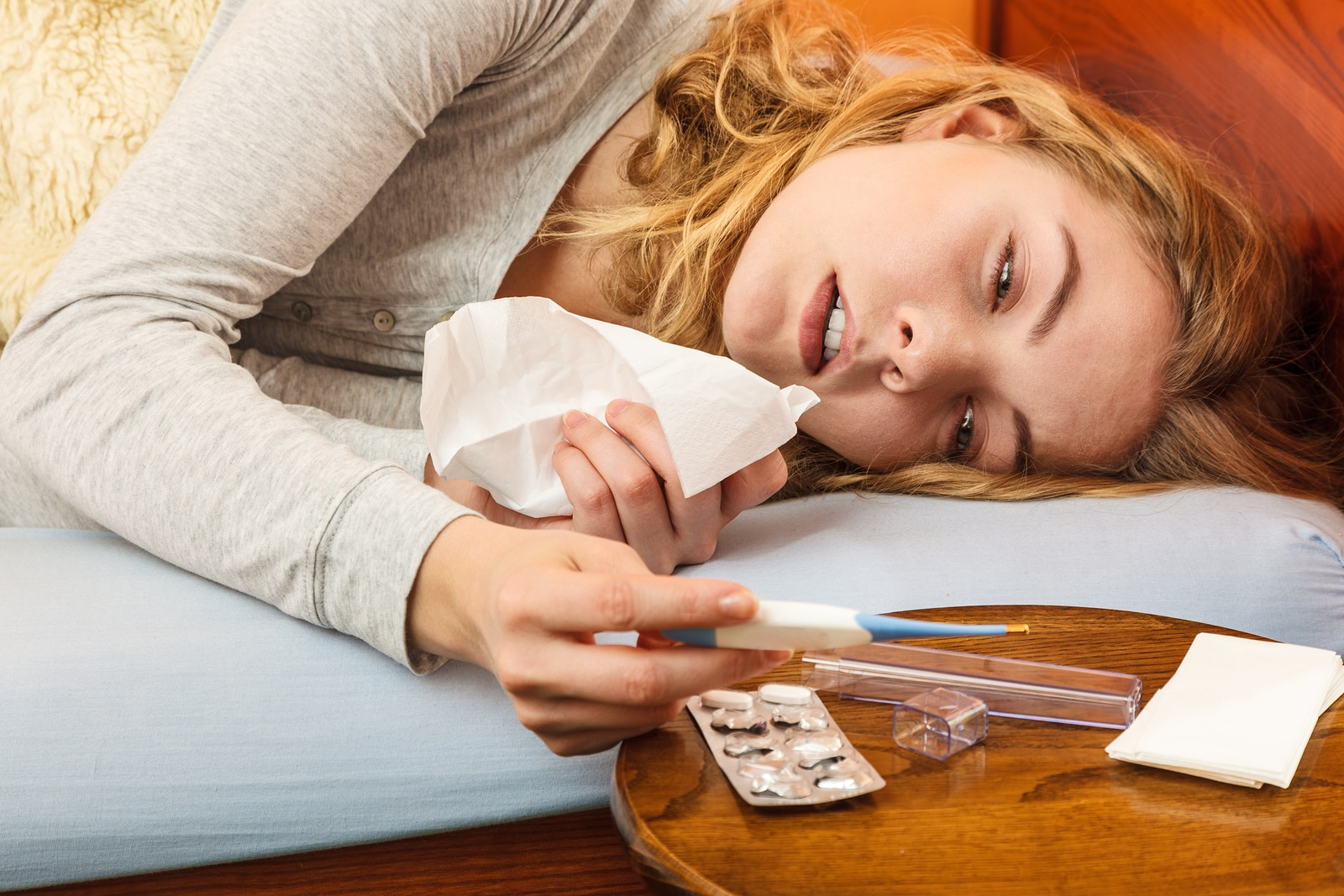 چهار قدم اساسی برای مبارزه با سرماخوردگی