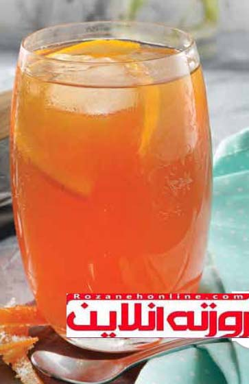 چای ارل گری پرتقالی : نوشیدنی ینگه دنیا