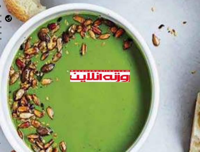 سوپ های فوق سریع