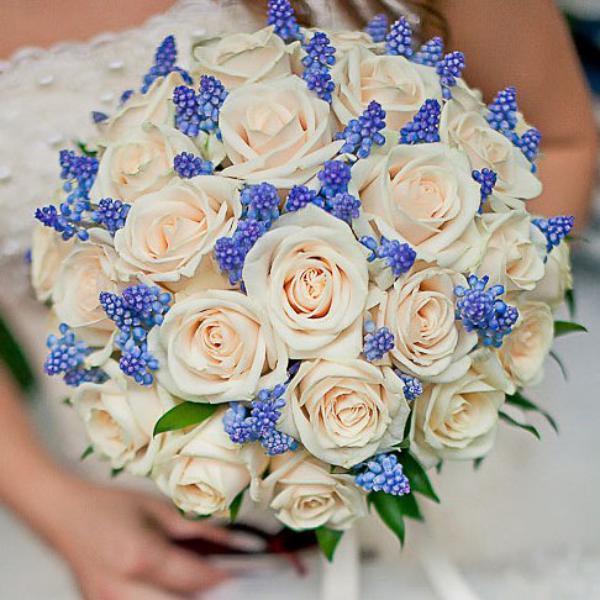 مدل دسته گل عروس طبیعی 98 با انواع طرح های جذاب