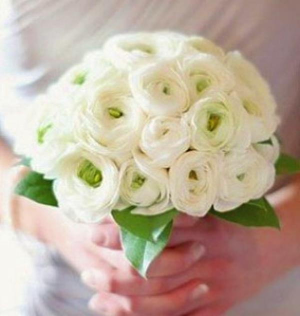 مدل دسته گل عروس ساده و شیک با رنگ های زیبا و دوست داشتنی