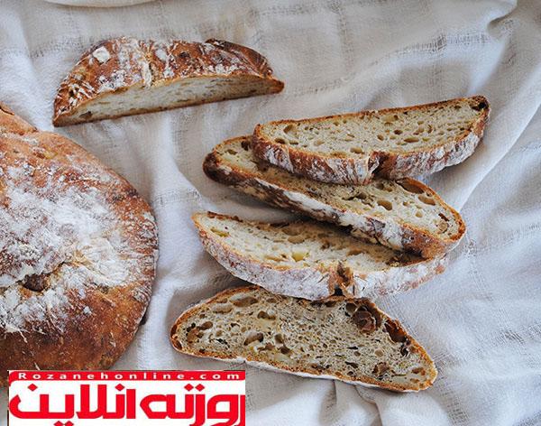 آموزش نان مخصوص قبرس