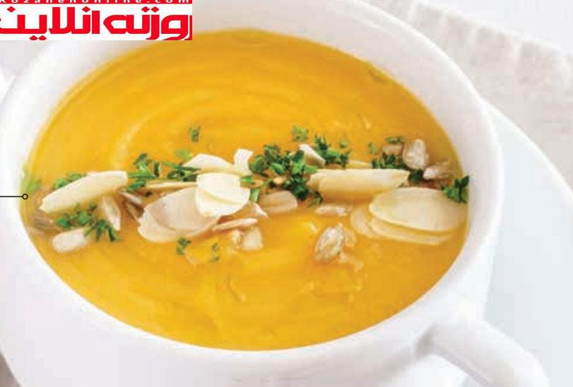 بدون گوشت اما سرشار از پروتئین : سوپ لپه بدون گوشت