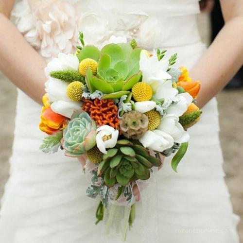 tags - Bridal Bouquet 167 Copy - جدیدترین دسته گل های مصنوعی عروس شیک برای سلیقه های مختلف - %d9%85%d8%af%d9%84-%d8%af%d8%b3%d8%aa%d9%87-%da%af%d9%84, %d8%aa%d8%a7%d8%b2%d9%87-%d9%87%d8%a7%db%8c-%d8%af%d9%86%db%8c%d8%a7%db%8c-%d9%85%d8%af%