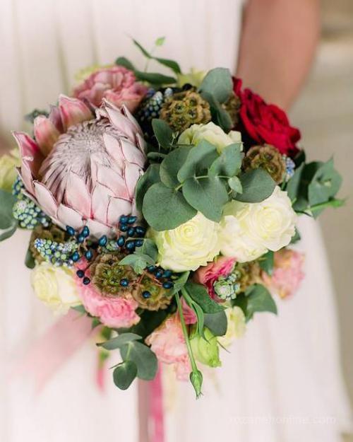 tags - Bridal Bouquet 169 Copy - جدیدترین دسته گل های مصنوعی عروس شیک برای سلیقه های مختلف - %d9%85%d8%af%d9%84-%d8%af%d8%b3%d8%aa%d9%87-%da%af%d9%84, %d8%aa%d8%a7%d8%b2%d9%87-%d9%87%d8%a7%db%8c-%d8%af%d9%86%db%8c%d8%a7%db%8c-%d9%85%d8%af%