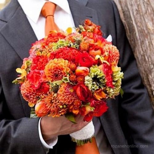 tags - Bridal Bouquet 176 Copy - جدیدترین دسته گل های مصنوعی عروس شیک برای سلیقه های مختلف - %d9%85%d8%af%d9%84-%d8%af%d8%b3%d8%aa%d9%87-%da%af%d9%84, %d8%aa%d8%a7%d8%b2%d9%87-%d9%87%d8%a7%db%8c-%d8%af%d9%86%db%8c%d8%a7%db%8c-%d9%85%d8%af%