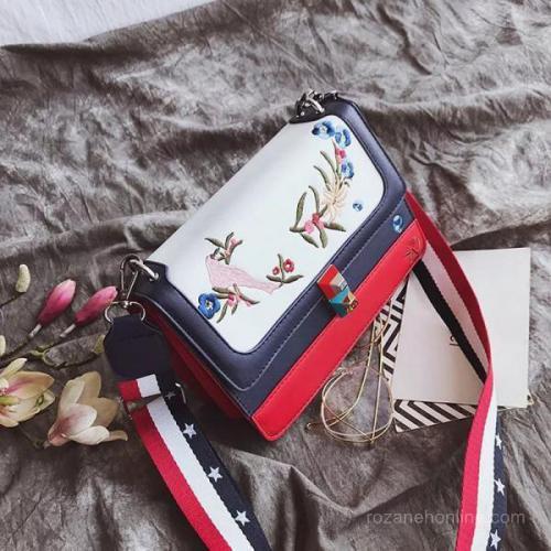 Bag 182 Copy - مدل کیف مجلسی عروس جدید برای افراد شاد و پرانرژی