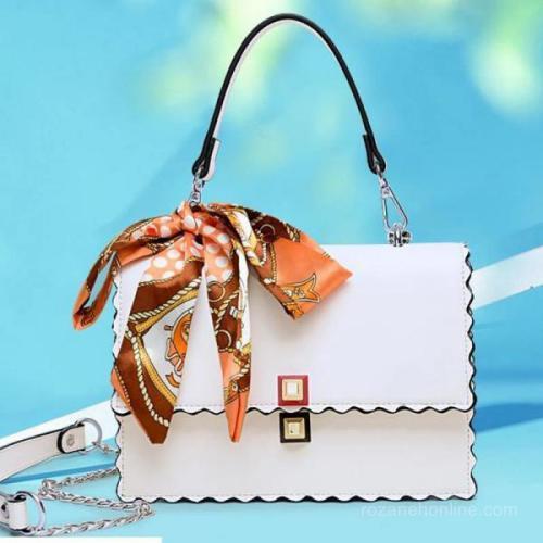 Bag 195 Copy - مدل کیف مجلسی عروس جدید برای افراد شاد و پرانرژی