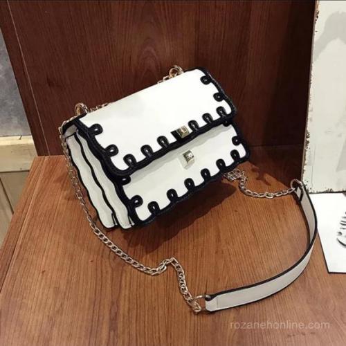 Bag 197 Copy - مدل کیف مجلسی عروس جدید برای افراد شاد و پرانرژی